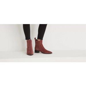 Oliver Bonas山羊皮靴子
