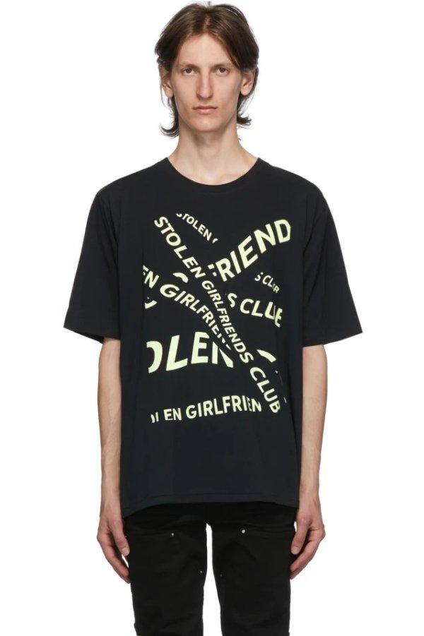 小众潮牌T恤
