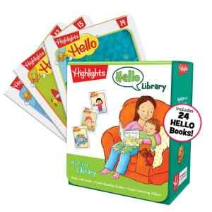 Hello Library 24-Book Box Set (includes Digital Content)