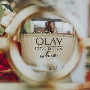 Olay修护面霜£11.8就收Olay空气霜今夏诞生 前所未有的清透感