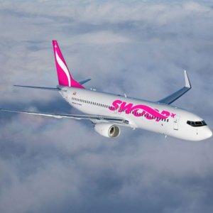 低至$12逆天价:WestJet 旗下Swoopo 航空指定城市超低价
