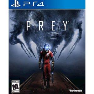 $7.99《掠食》PS4 / Xbox One / PC 实体版 科幻迷必入