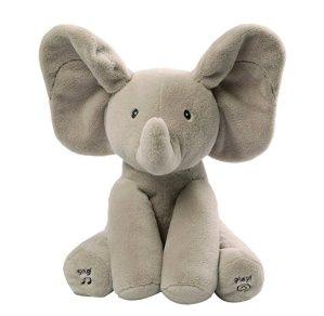 $23Gund Baby Animated Flappy The Elephant Plush Toy