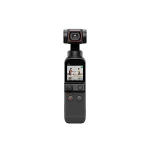 DJI最新款!Pocket 2-3 Axis手持云台相机