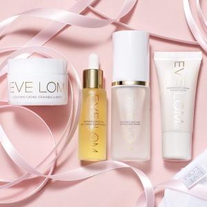 满$300立减$75 相当于7.5折独家:Eve Lom 全场美妆护肤产品热卖 收大热卸妆膏