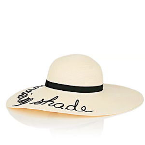 EUGENIA KIM Bunny Floppy Sun Hat