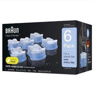 Braun Clean & Renew Refill Cartridges, 12 Count - 2 Pack