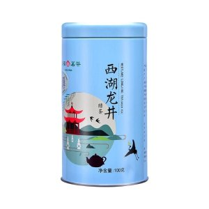 Lung Jin green tea-100g 3.5oz box