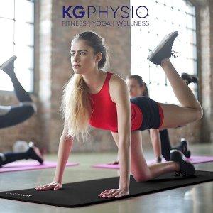 全场低至£9.99起amazon精选 瑜伽垫超值好价 多色可选 宅家减重好帮手