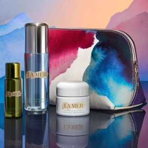送神奇面霜(价值$125)补货:La Mer官网 限量套装 明星产品全都有