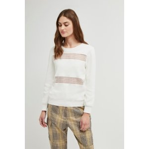 French ConnectionNerina Ladder Mix Jumper