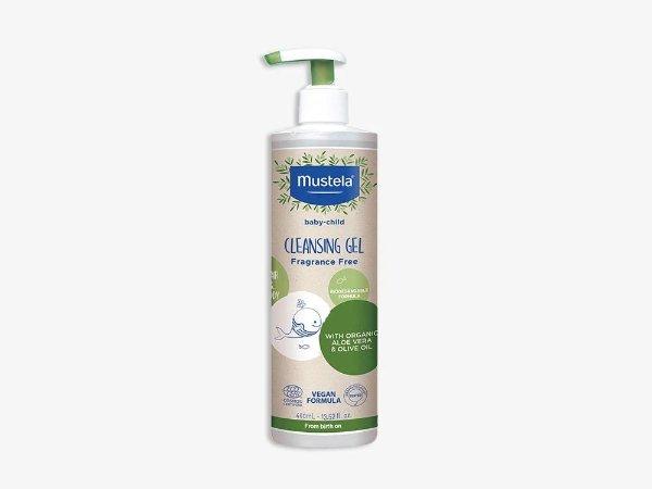 有机橄榄+芦荟洗发沐浴露