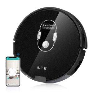 $179.99ILIFE A7 超强吸力扫地机器人 可Wifi连接