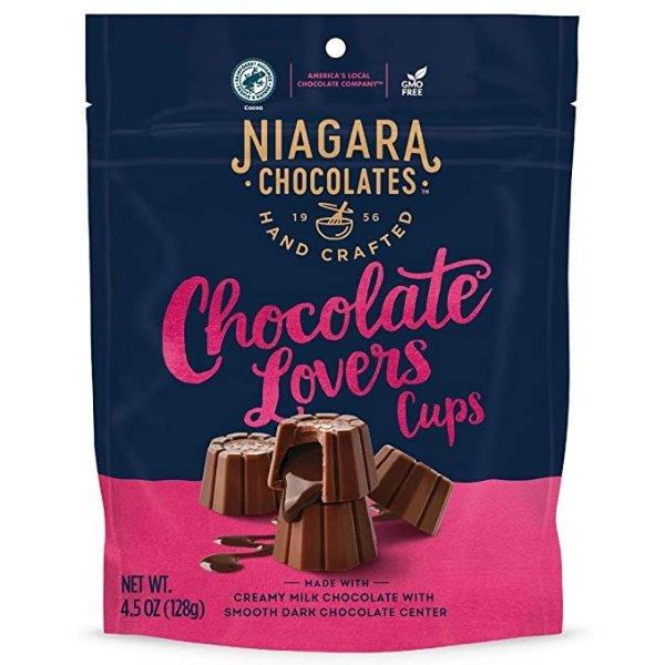 Niagara 手工流心巧克力 黑巧克力夹心 4.5oz