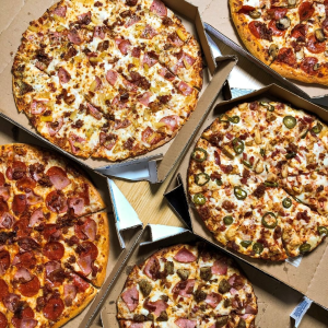 $5.99Domino's Large 2-Topping Pizzas
