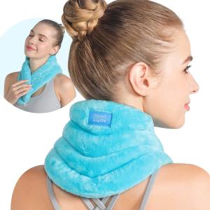 Relief 缓解颈部酸痛加热垫 可微波加热重复使用