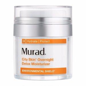 MuradMurad City Skin Overnight Detox Moisturiser 50ml