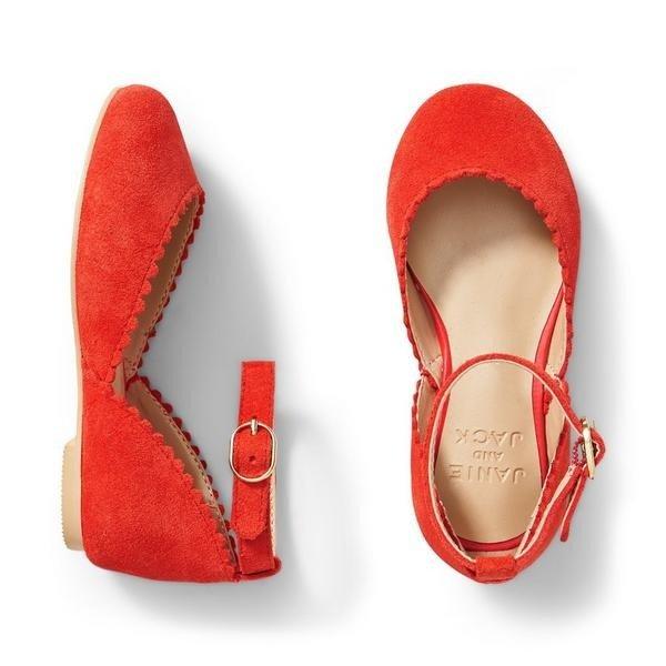 女童芭蕾鞋