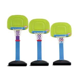 Little Tikes可調節兒童籃球框