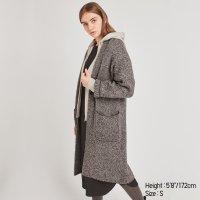 Uniqlo 混色针织外套