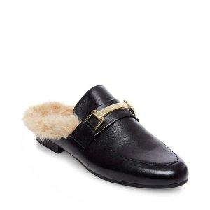 Steve Madden毛毛拖鞋