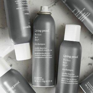 变相7.5折 £7.5入口碑王干发喷雾Living Proof 洗发护发产品热促 满减凑单好物