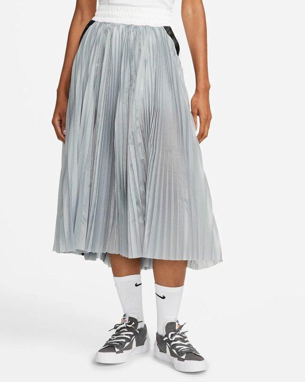 x sacai 半身裙