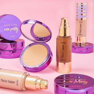 低至5折+3件好礼Tarte Cosmetics 生日周美妆热卖 每日更新优惠