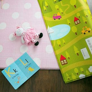 Extra 10% OffBaby Care Play Mat @ Amazon