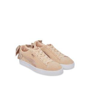 Puma蝴蝶结运动鞋