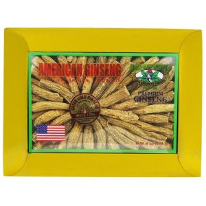 American Ginseng Prong Large 4oz box