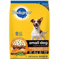 Pedigree 鸡肉味小型犬狗粮 15.9lb