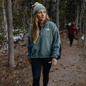 最高满减£80 变相6.6折The North Face 秋冬装上新 收防风夹克、卫衣、T恤、羽绒服