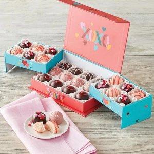 $24.99 for Truffle ChocolateHarry&David Valentine's Day gift box as low as $17.9