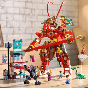 LegoMonkey King Warrior Mech 80012 | UNKNOWN | Buy online at the Official LEGO® Shop US