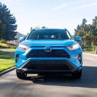 同级领头羊继续进化2019 Toyota RAV4 城市SUV全新换代