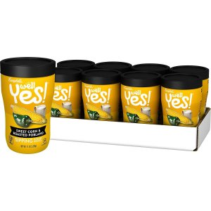 $9.36 + Free ShippingCampbell's Well Yes! Sipping Soup,Sweet Corn & Roasted Poblano (Pack of 8)