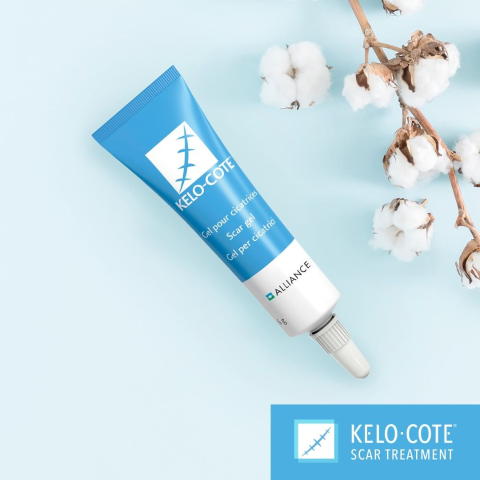 低至8.5折 £16收15g祛疤膏Kelo-Cote 芭克 美国专利祛疤凝胶 美皮护疤痕贴£5.6/张