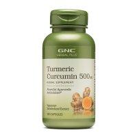 GNC Turmeric Curcumin 姜黄素 500MG 100粒