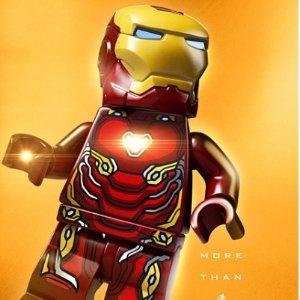 8折 DC 漫威系列都有LEGO 乐高超级英雄系列折扣热卖