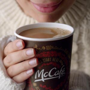 3月3日截止McDonald's 麦当劳 任意咖啡$1活动回归