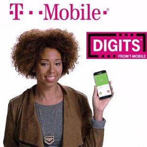 免费T-Mobile Digits新服务 多个电话号码联线