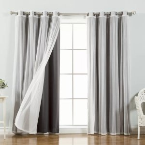 Willa Arlo InteriorsBrunilda Solid Blackout Thermal Grommet Curtain Panels