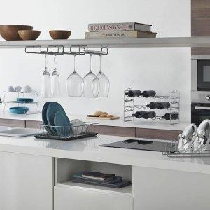 低至7.5折 €11.28收水槽收纳Amazon 家居收纳专场热卖 收各式厨房收纳盒、文件收纳架