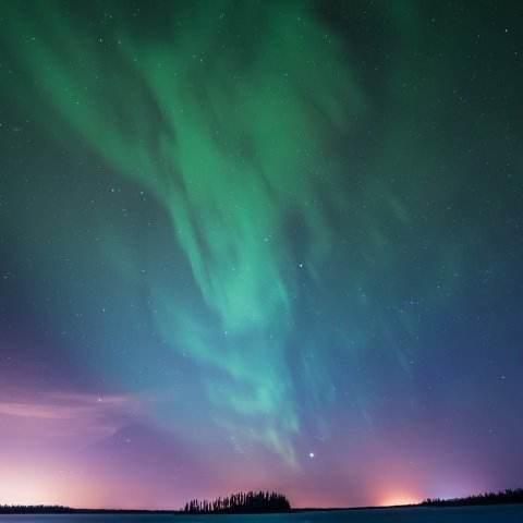 Rental Car starting from $325 Places in the United States Where You May Spot the Northern Lights