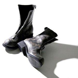 7.8折 万年不打折款也参加11.11独家:Guidi 暗黑美靴热卖进行时,买了不会错的靴子