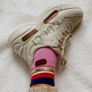 5折起 €330收Gucci乐福鞋24S 私密大促 鞋靴专场 Gucci、veja、Off-White等