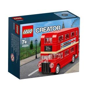 Lego伦敦双层巴士 40220