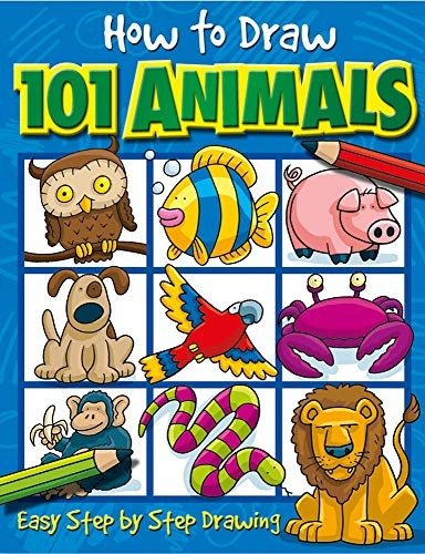 如何画动物