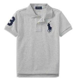 低至3.5折+最高额外7.5折+免税Ralph Lauren、Armani等大牌儿童服饰折上折特卖